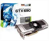 微星發布地表最快GeForce GTX 690顯示卡