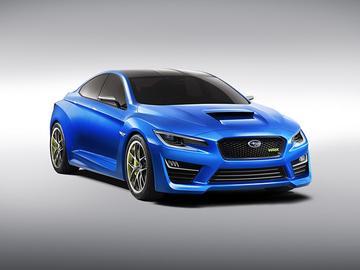 【2013紐約車展】湛藍襲來!Subaru WRX Concept霸氣登場