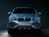 【2013上海車展】BMW X4 Concept官圖釋出 本月上海車展全球首發