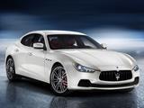 【2013上海車展】先睹為快!2014 Maserati Ghibli洶湧登陸