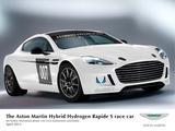Aston Martin Rapid S 可望實現CO2零排放 颮完紐柏林