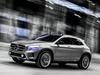 【2013上海車展】M-Benz 公佈旗下新世代 SUV 概念車 GLA