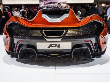McLaren P1™亞洲巡迴第二站 限量超跑降臨台灣