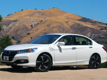 混合動力市場生力軍 Honda Accord Plug-in Hybrid 閃亮登場