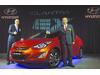 HYUNDAI Elantra EX全新上市,再創中型房車新標竿