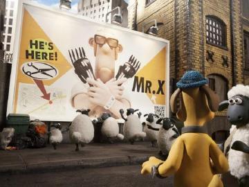 《笑笑羊大電影》戲胞足 《X戰警》《沉默的羔羊》《悲慘世界》都入戲