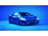 Acura NSX 廣告 超級盃美式足球賽搶曝光